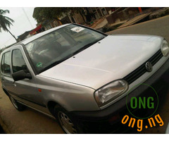 2002 model Volkswagen Golf
