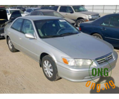 Tokunbo 2001 Toyota Camry