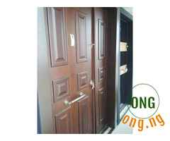 Turkey solids security doors and wooden door for sales
