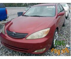 Toyota Camry for sale 2002