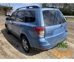 Clean subar Forester for sale