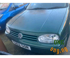 London Used Clean Volkswagen Golf3 1999