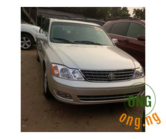 Buy and drive Toyota Avalon for sale