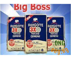 Get a truck of dangote cement forsale direct from depot