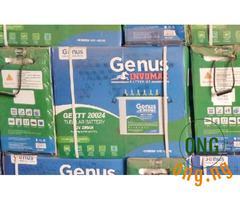 12v/200Ah / 12v/220Ah Genus Wet cell battery