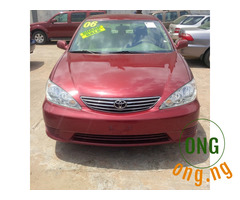 Tokunbo Toyota Camry2.4 2004 Model