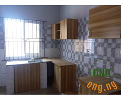2bedroom flat at olokodan street,costain surulere