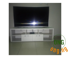 55 inch Hisense curved television 4k