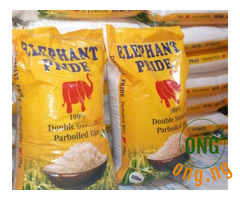 Bag's of rice for sale