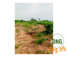 6 plots of land for sale at gwagwalada abuja