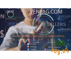 Buy and sell your digital product on venpag.com