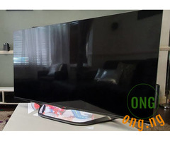 LG 55 LED SMART 3D TV
