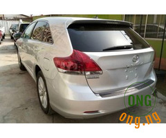 foreign used toyota venza 2013 for sale call 08134672116