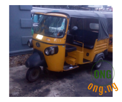 Fairly used toks Piaggio Keke napep for sale