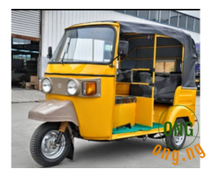 Fairly used toks bajaj keke napep for sale