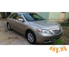 TOYOTA CAMRY 2009 2.4LE
