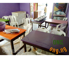 Fully equipped restaurant for rent
