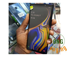 Samsung galaxy note 9 for sale
