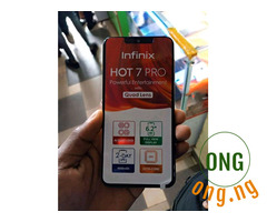 Infinix hot 7 pro 32gb available for sale