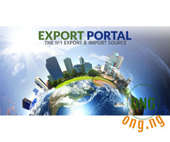 Sell and Buy in Bulk Fats and Oils Products on Export Portal