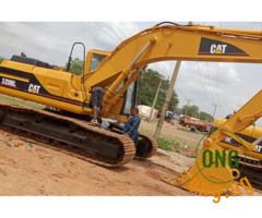 Fairly used Excavator 320BL for sale