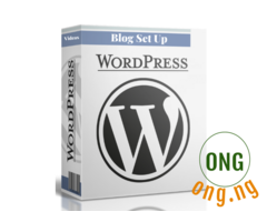 How to set up a WordPress Blog in 48hrs or less