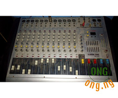 Golden Tune Mixer
