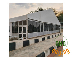 Marquee tent makers in Nigeria