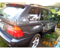 BMW X5 2005 model for sell