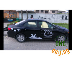 Vehicle Branding Service