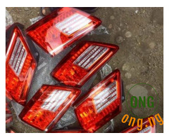 Car headlamps