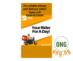 For fast,reliable and affordable pickup and delivery