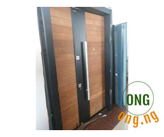 Turkey luxury, special, classic security door for sales