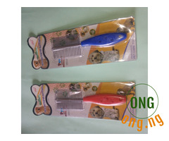 Dog Grooming Comb for hairy Dogs