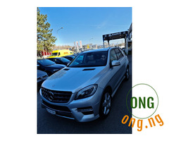 Mercedes Benz ML350 2013 for Sale