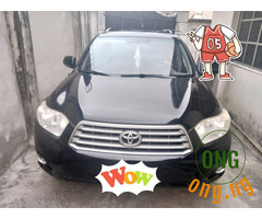 Toyota Highlander - Perfect Condition for Sale
