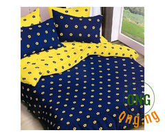 Quality Duvet, bedsheet and 4 pillowcases
