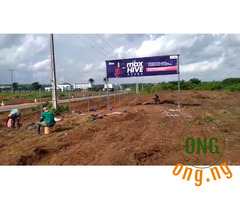 Hot and fresh land for sale offer in Asaba