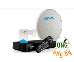 Call for your DSTV and all dishes installation and repairs
