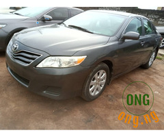 Foreign used 2010 Toyota camry