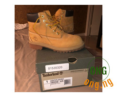 Original Timberland boot for sale