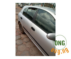 selling of nissan amera car