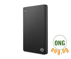 Seagate 2TB External Hard Drive Back Up Slim