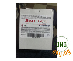 Sar-Gel and Gasoila Water finding paste for sale