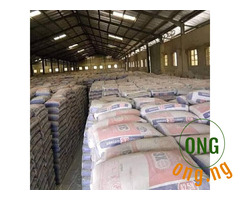 3xDangote cement at cheap price:#1,500