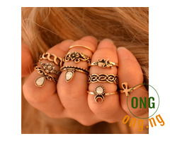 Women Knuckle Ring fashion