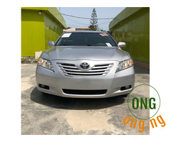 Sparkling Clean Foreign Used Toyota Camry XLE 2009 Model