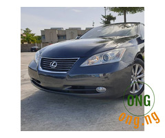 Tokumbo Lexus ES350 2007 Model For Sale