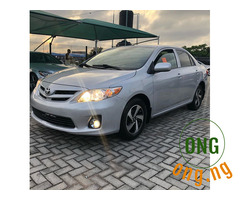 Foreign Used Toyota Corolla LE 2011For Sale