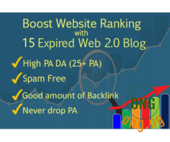 Ranking Boaster package